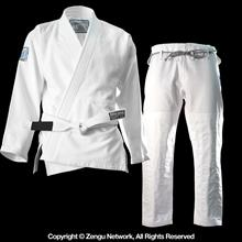 93 Brand 93 Brand Hooks 2.0 Jiu Jitsu Gi with Free White Belt